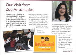 Mall Workshops Magazine Feature